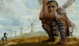 Terry Gilliam filma o Dom Quixote em Portugal
