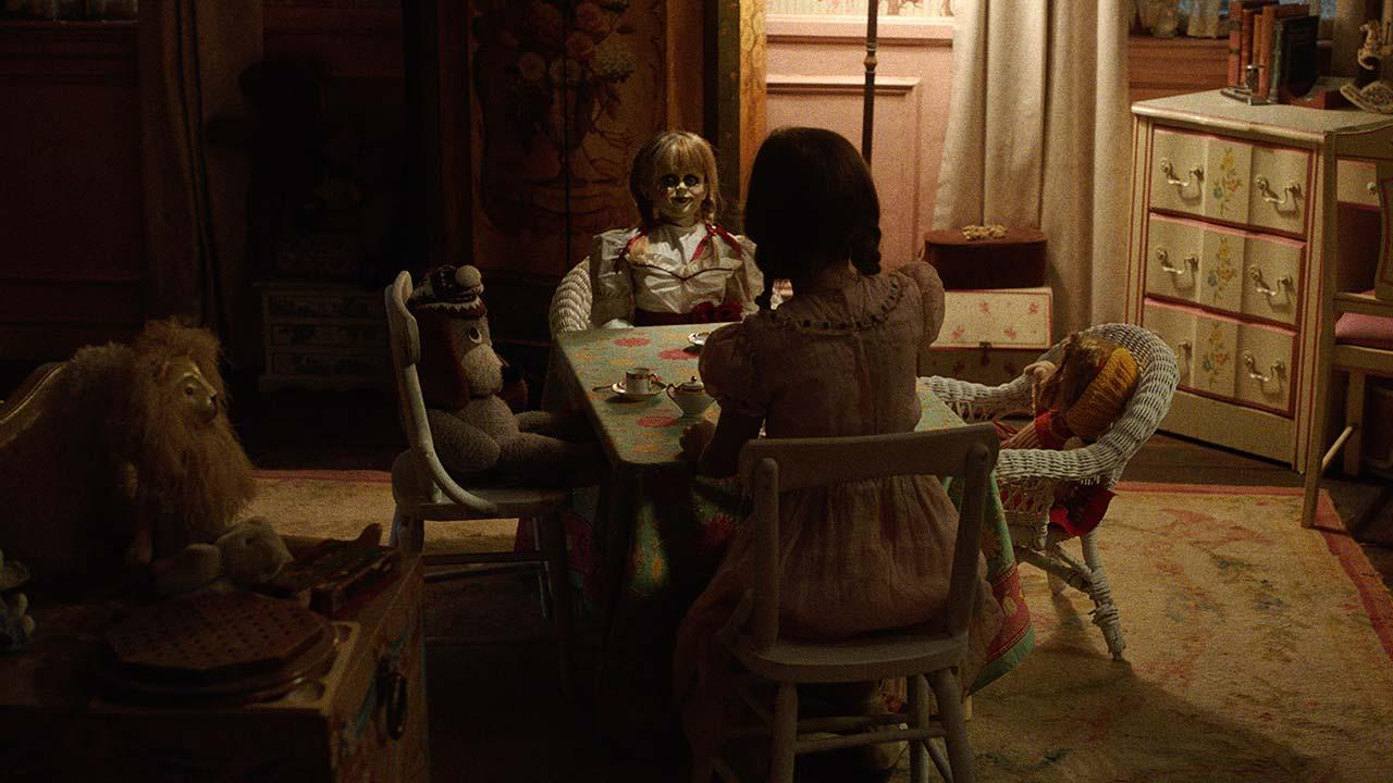 Annabelle 2: A Criação do Mal lidera box office mundial