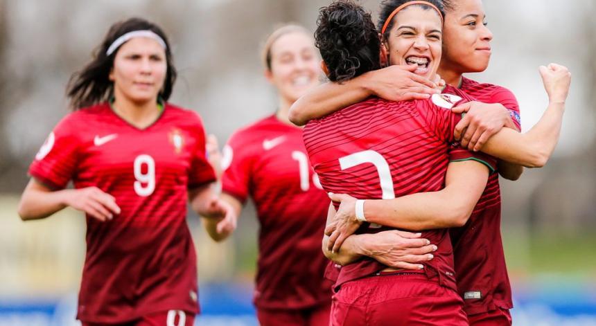 Portugal inicia Algarve Cup de futebol feminino diante da Rússia
